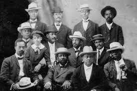 NAACP started by W.E.B. Du Bois