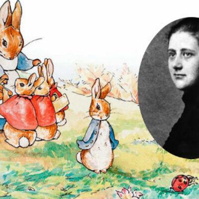 Beatrix Potter Literary Works timeline