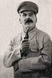 Joseph Stalin Leads Soviet Union