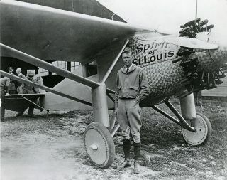 Charles Lindbergh's Trans-Atlantic Flight