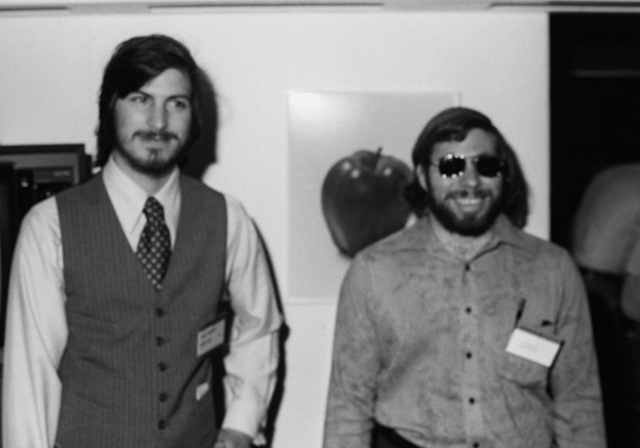 Jobs conoce a Wozniak