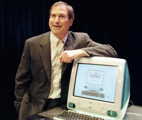 Apple presenta la iMac