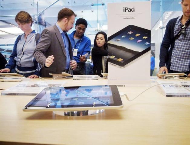 Apple lanza el iPad