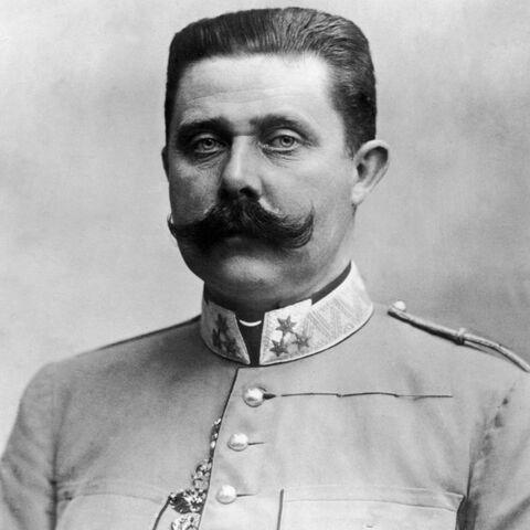 Archduke Franz Ferdinand Is murdered
