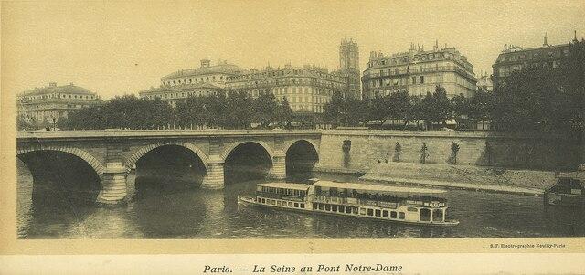 Puente de Notre Dame (apodado: El Diablo).