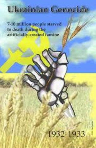 The Holodomor (1932-1933)