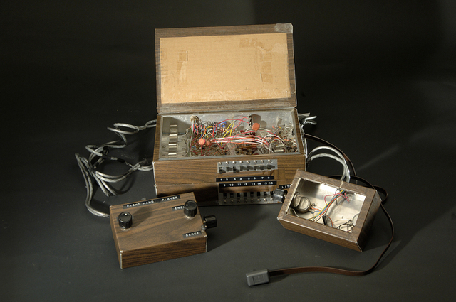 The Brown Box: First Video Game Console at a Home