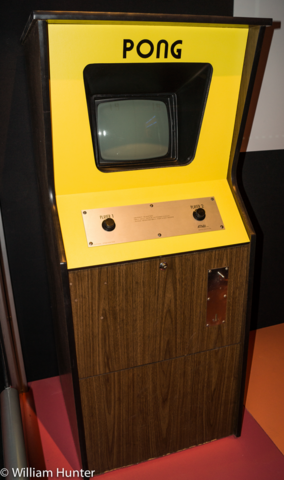 The First Arcade Video Game: Pong