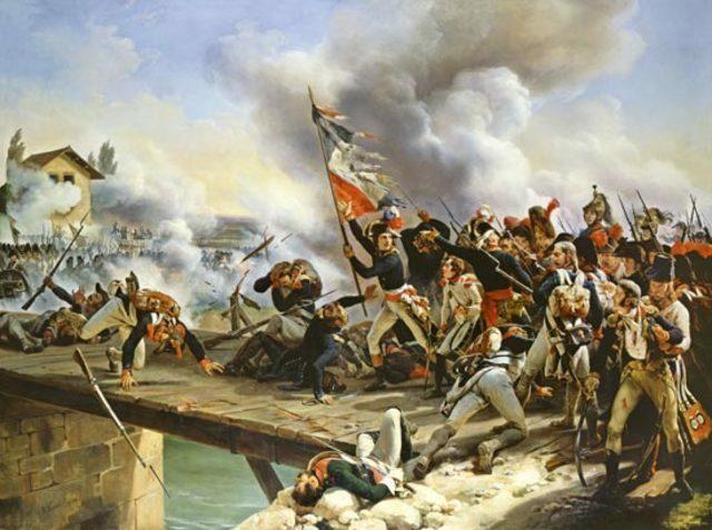 Italia en guerra con Austria