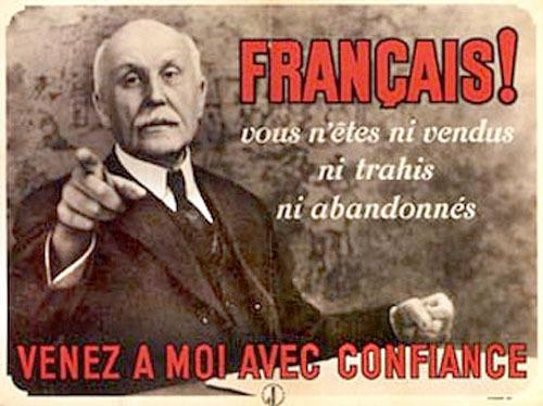 Phillipe Pétain: Chef de l'État français