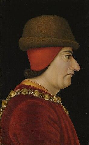 Luis XI (1423-1483) (Reinado: 1461-1483).