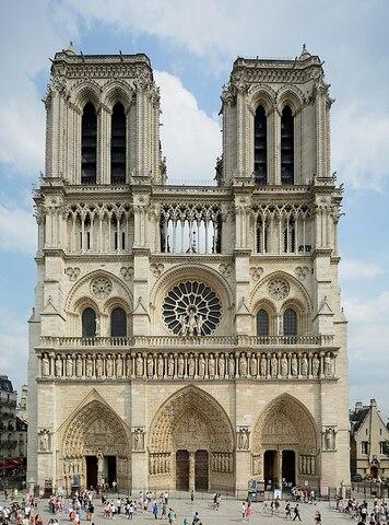 Catedral de Notre Dame (París).