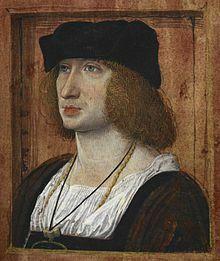 Jean Perréal (1450 - 1530).