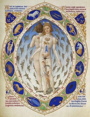 Las muy ricas horas del Duque de Berry. (Museo Condé en Chantilly).