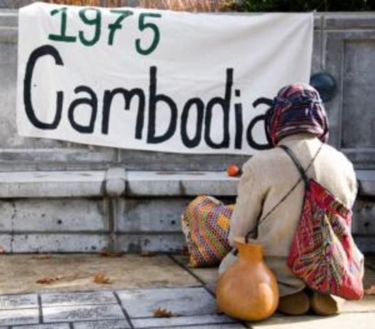 Cambodian Genocide- Pol Pot (1975-1979)