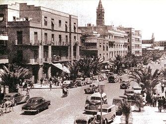 Fine del tour d'Umberto II ad Asmara