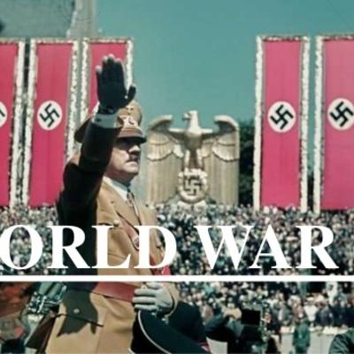 Main events of World War II timeline