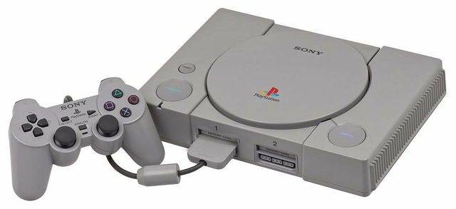 PlayStation's First Release