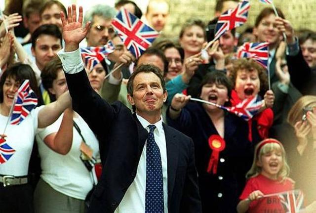 Hello Prime Minister Blair