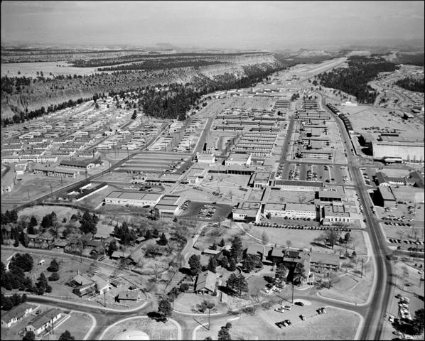 Los Alamos bomb testing
