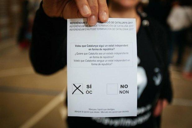 VOTACIÓ PER UNA CATALUNYA INDEPENDENT ( polític )