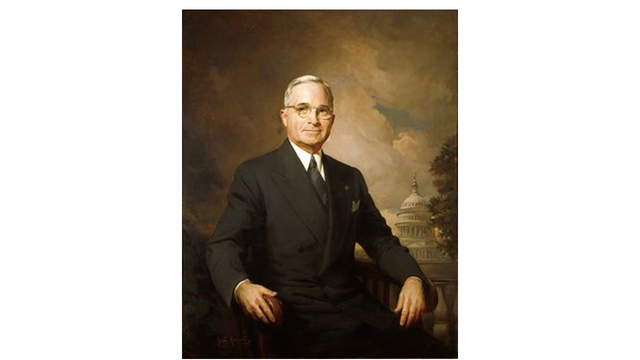 Truman is Elected