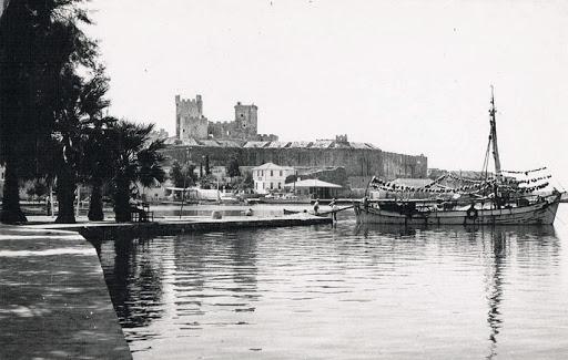 Sbarco italiano a Bodrum e occupazione della città
