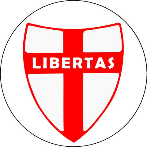Moro e Fanfani annunciano la fondazione della Democrazia Cristiana