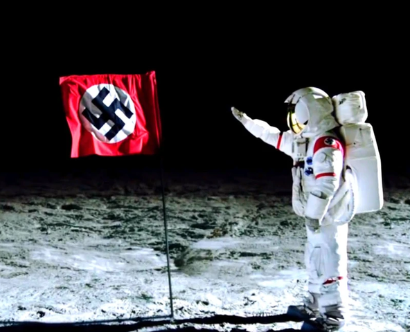 Sbarco tedesco sulla Luna
