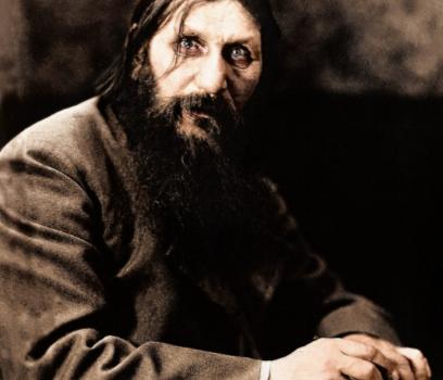 Death of Grigori Rasputin