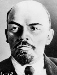 Lenin's Return from Exile