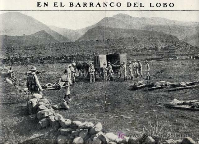 Desastre del Barranco del Lobo (Marruecos)