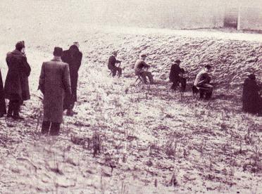 Jure Francetic catturato e fucilato dagli italiani