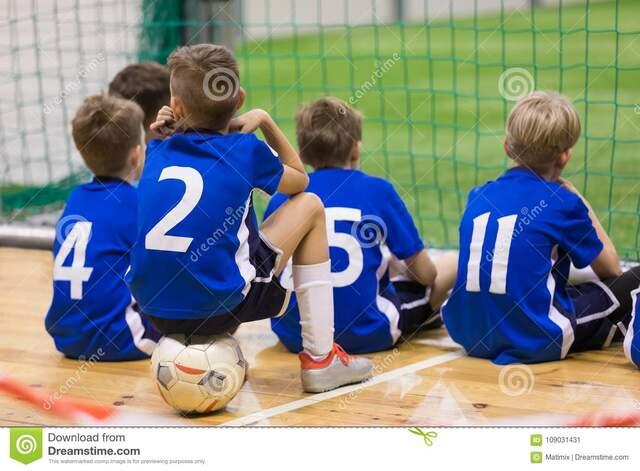 El meu primer equip de futbol