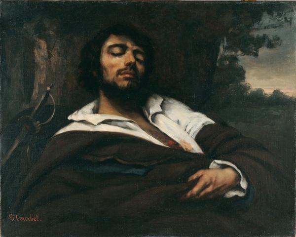 L'atelier dell'artista- Courbet