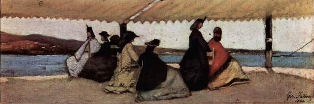 La Rotonda dei bagni Palmieri- Fattori