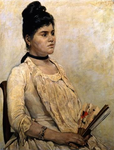 Ritratto della figliastra- Fattori
