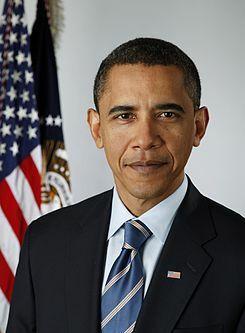 Primer president afroamerica (polític)