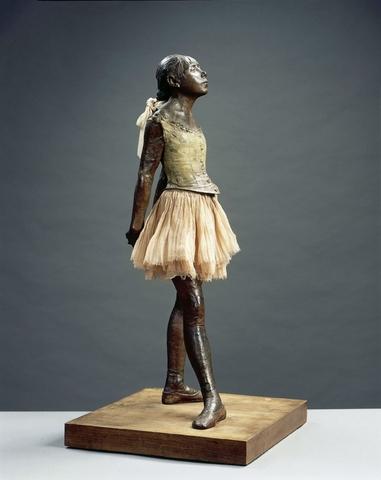 Ballerina di quattordici anni- Degas