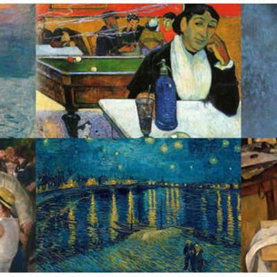 Periodo dal 1850-1900 Realismo-Macchiaioli-Impressionismo timeline