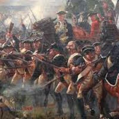 American Revolution (1775-1783) timeline