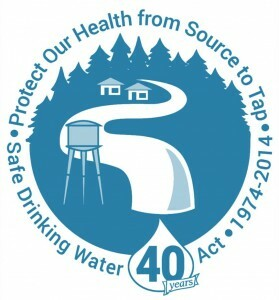 The Safe Drinking Water Act of 1974