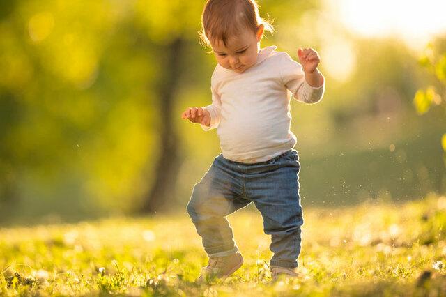 Aprendre a caminar