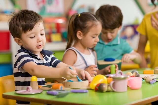 Tinc 3 anys i començo l'educació infantil