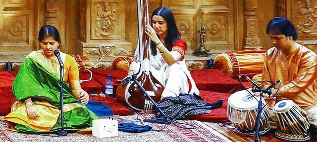 3.1.1  La música de la India