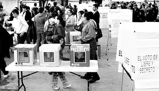 COMISIÓN FEDERAL DE VIGILANCIA ELECTORAL