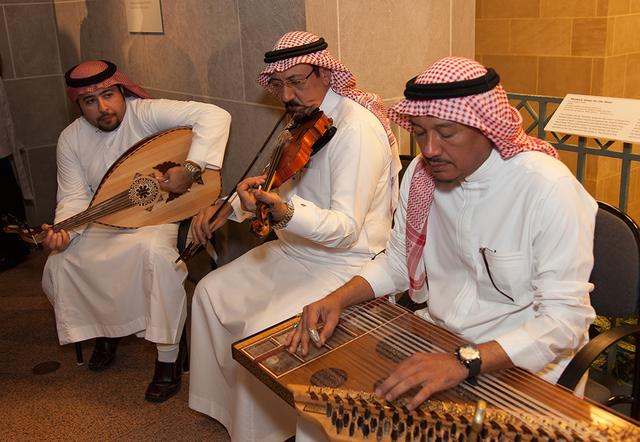 3.1.5  La música de Arabia