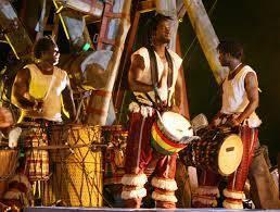 3.1.6  La música de África