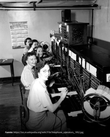 Surge el telemarketing