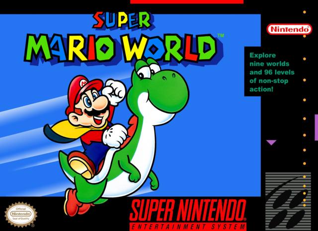 Super Mario World (GBA)